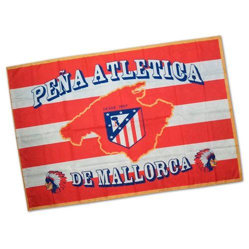 Bandera Peña Atlética de Mallorca