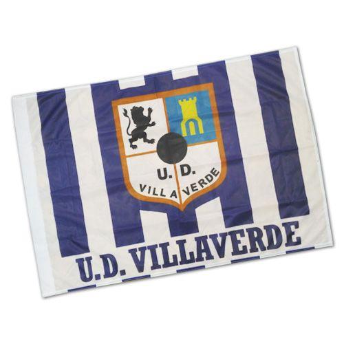 Bandera U.D. Villaverde