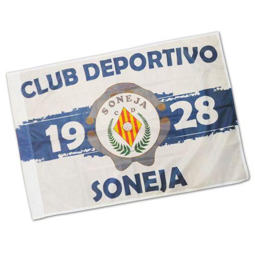 Bandera Club Deportivo Soneja