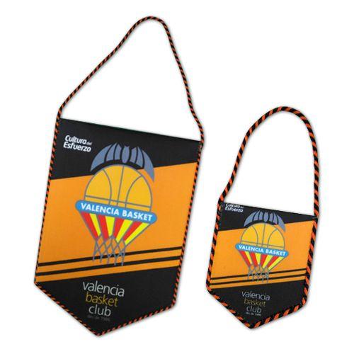 Banderín Valencia Basket