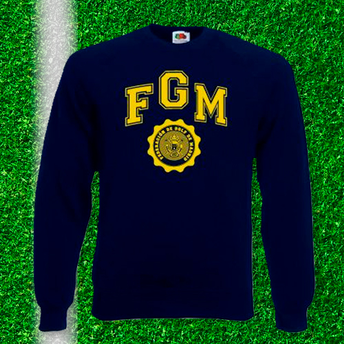 Sudadera Fed. de Golf de Madrid