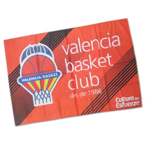 Bandera Valencia Basket