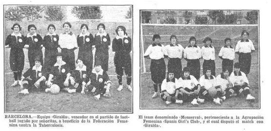 Semanal Caras y Caretas (11 de julio de 1914).