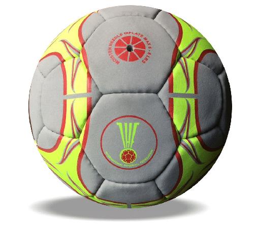 Diseño y personalización de balón de balonmano promo CLASSIC.
